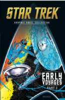 Star Trek Graphic Novel Collection Vol 18: Early Voyages Part 2